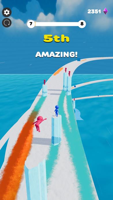 Ice Lava Run screenshot 3