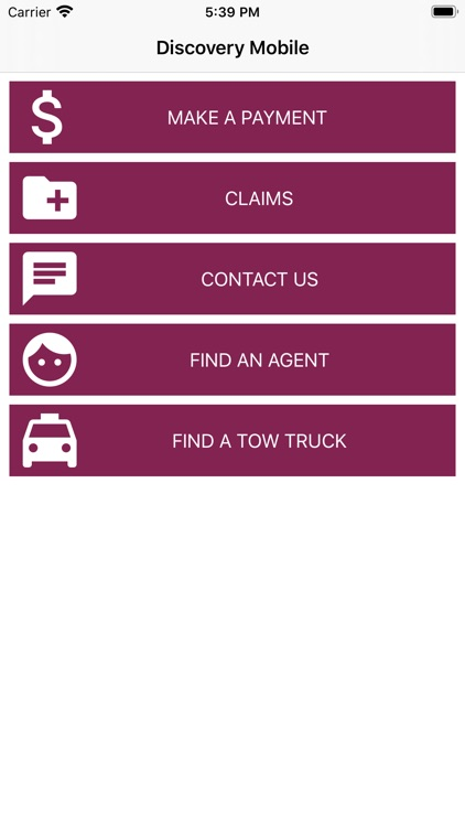 Discovery Insurance Mobile