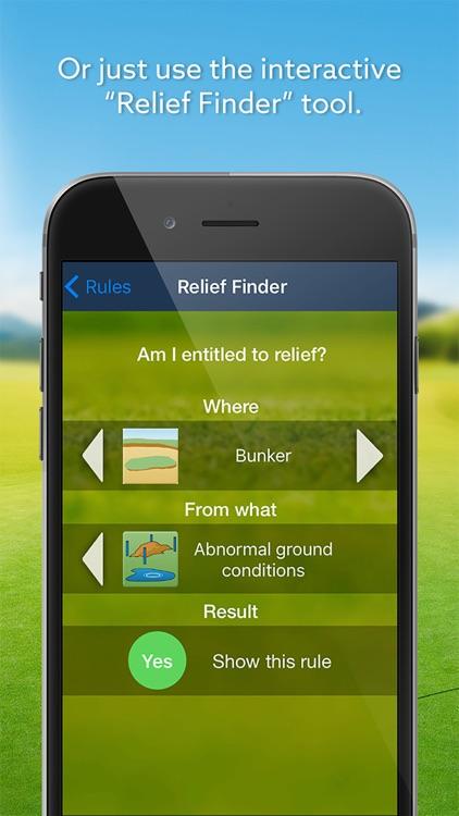 Expert Golf – iGolfrules screenshot-4