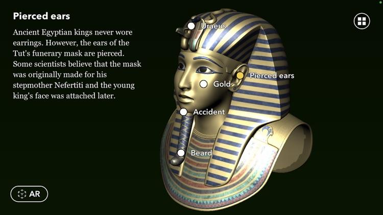 Tutankhamun AR screenshot-3