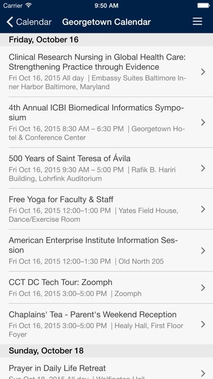 Georgetown Mobile screenshot-3
