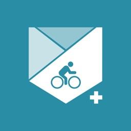Map My Tracks: cycling pro