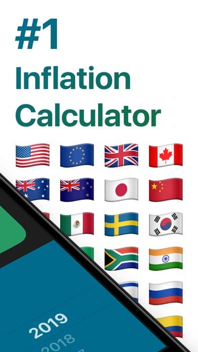 Screenshot #3 for Inflation Calculator