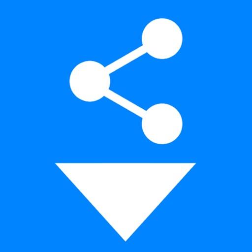 Share & Download - Go Offline