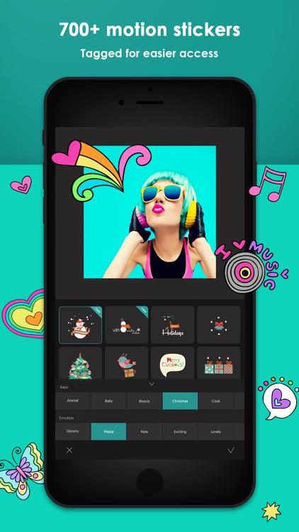 VLLO (aka Vimo) - Video editor screenshot-3