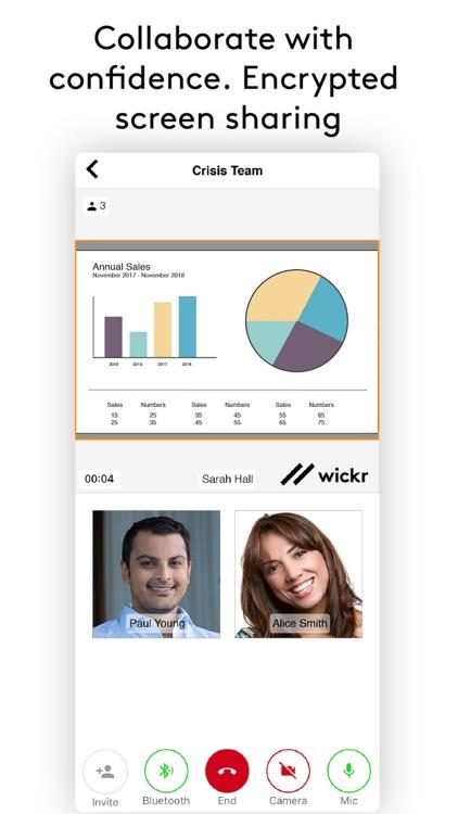Wickr Pro screenshot-3