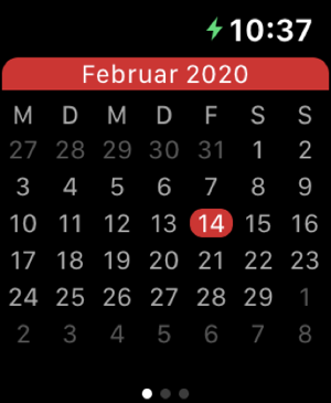 ‎Calendar 366 Screenshot