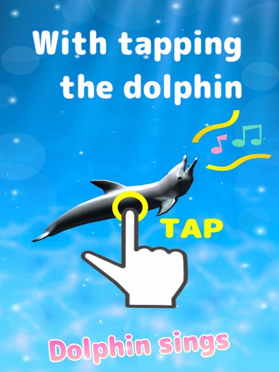 Tap Dolphin -simulation game- screenshot 6