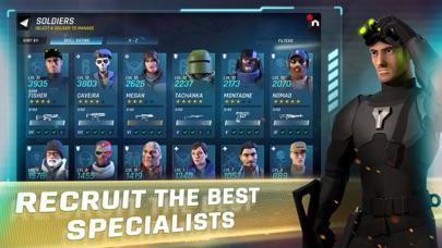 Tom Clancy's Elite Squad screenshot 1