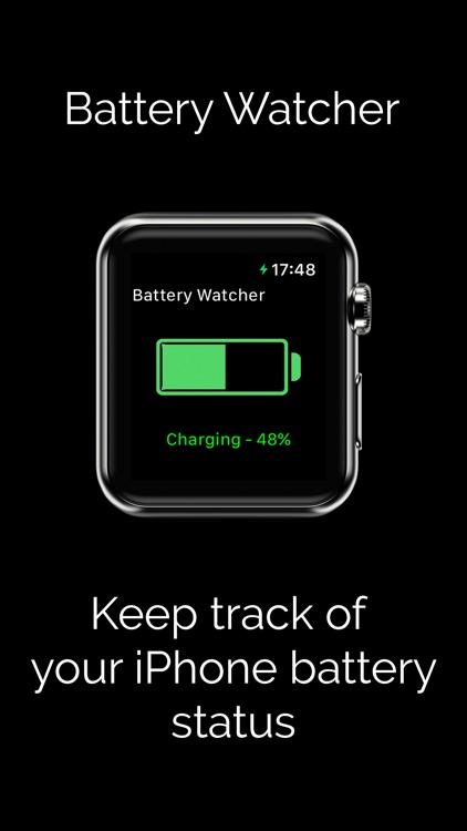 Battery Watcher Pro