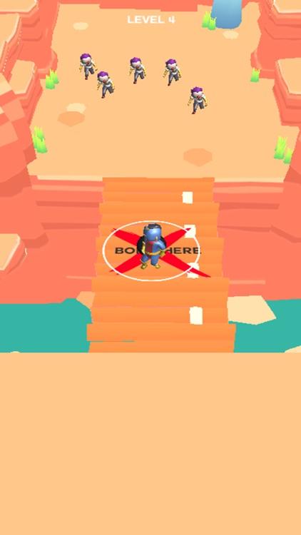 Bomb Man 3D screenshot-3