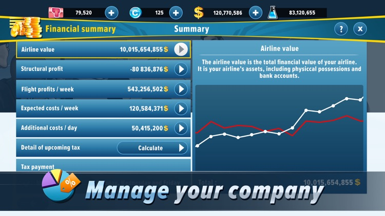 Airlines Manager : Tycoon 2021 screenshot-4