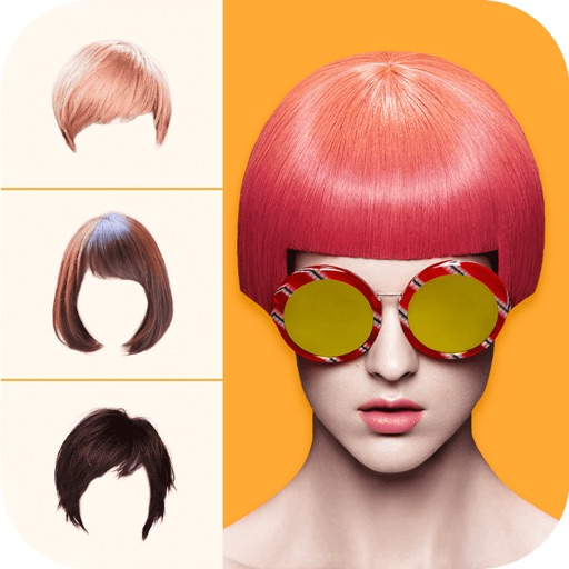 Frisuren ausprobieren ipad