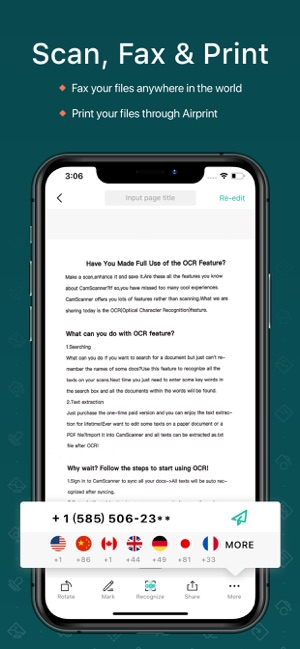 Camscanner Pdf Scanner App On The App Store