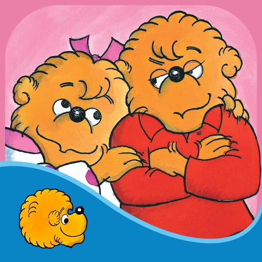 Berenstain Bears Hug & Make Up icon
