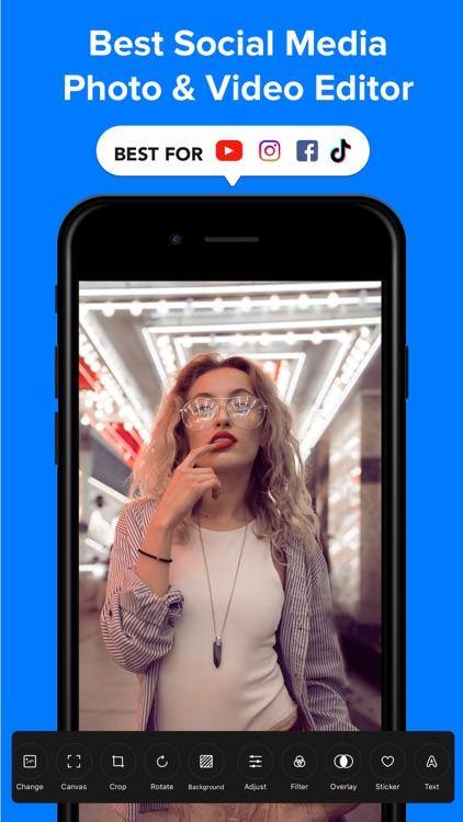 PICFY - Photo & Video Editor screenshot-0