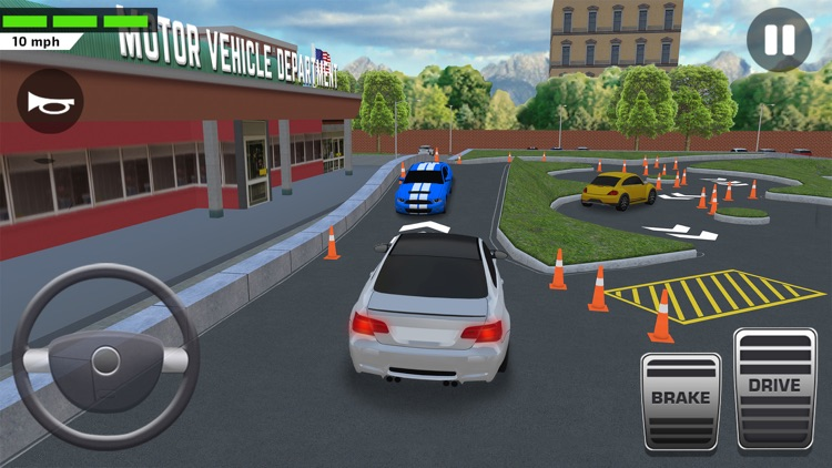 Driving Test Simulator Game screenshot-7