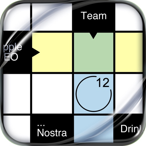 Crossword. A smart puzzle game