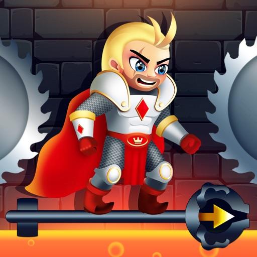 Спасите Рыцаря - Головоломка