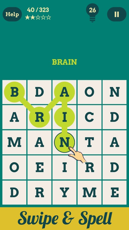 Brain Games : Words & Numbers