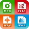 MP3 Converter: Edit Music file iphone and android app