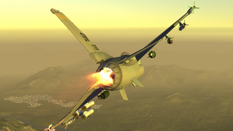 Armed Air Forces - Jet Fighter screenshot-8