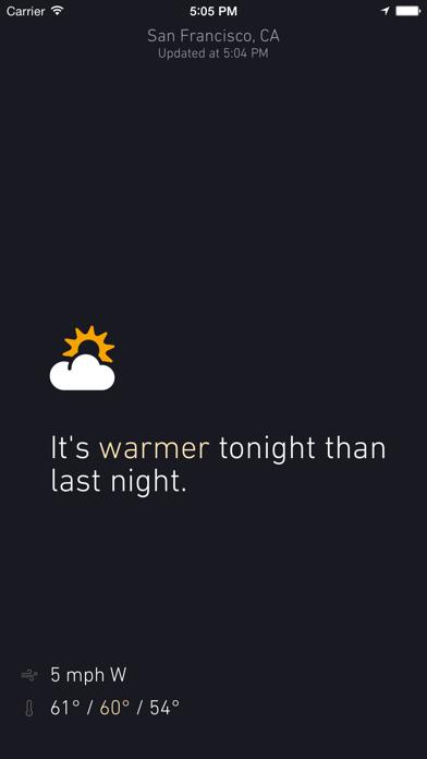 Tropos Weatherのおすすめ画像1