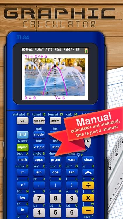 TI-84 Plus Ce Manual