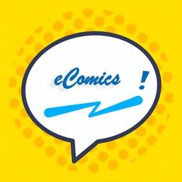 Comic book reader eComics