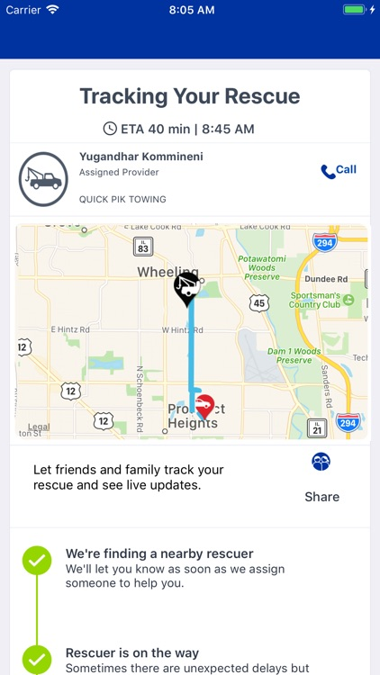 Verizon Roadside Assistance screenshot-6