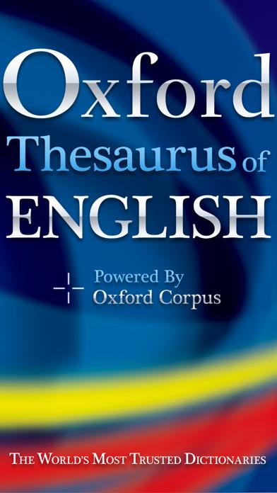 オックスフォード類語辞典のおすすめ画像1