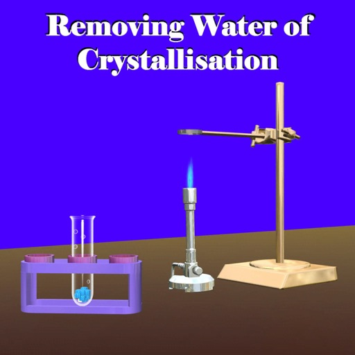 Water of Crystallisation