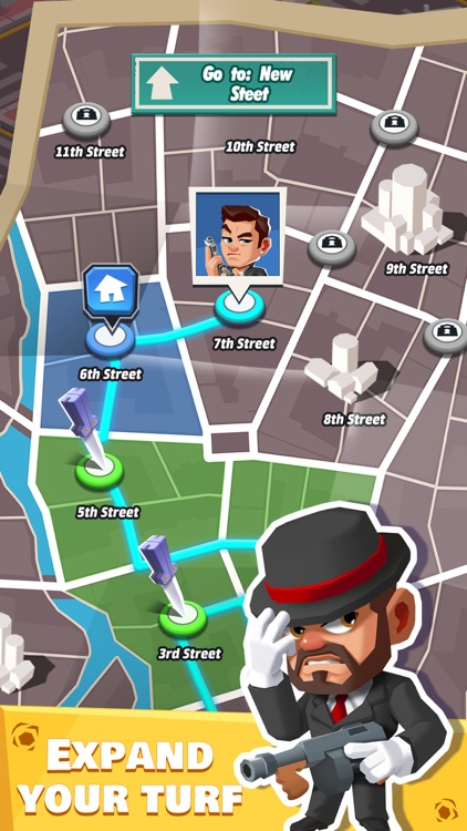 Idle Mafia screenshot-5