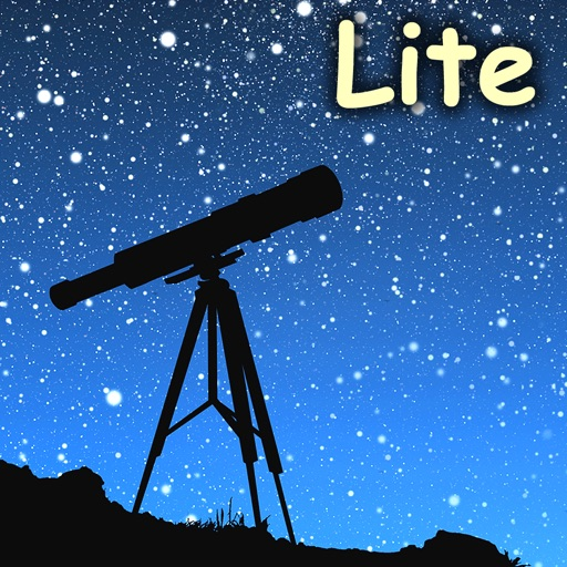 Star Tracker Lite-Live Sky Map free software for iPhone and iPad