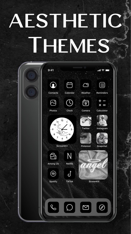 ScreenKit- App Icons & Widgets