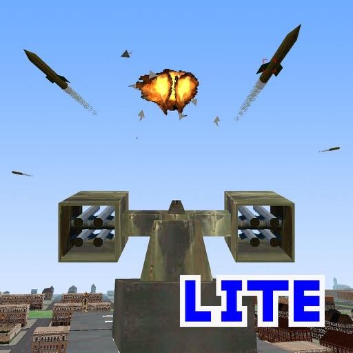 Patriotic Missile 3D Lite