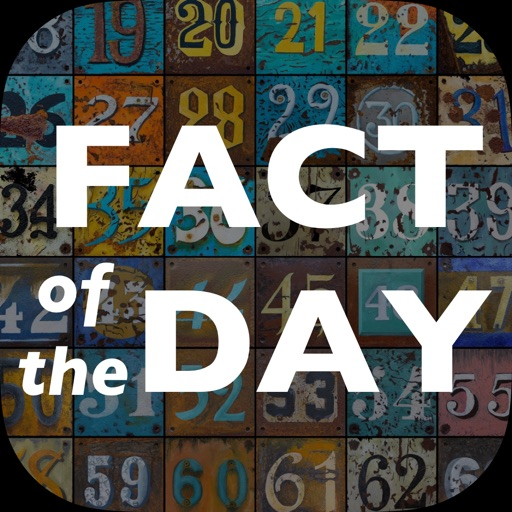 Fact of the day - New Facts