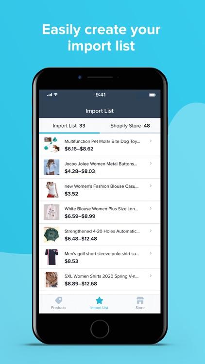 Oberlo | Product Importer screenshot-3