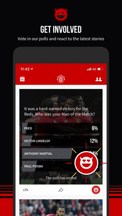 Manchester United Official App-7
