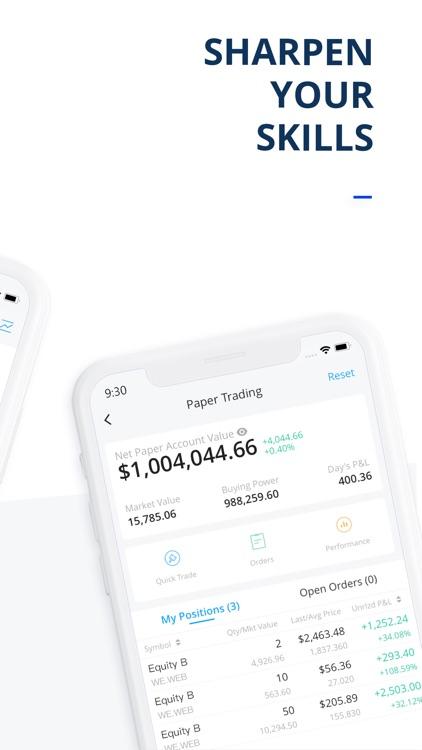 Webull: Investing & Trading screenshot-5