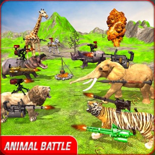 Animal Battle Dinosaur Games