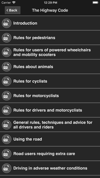 Driving Theory Test UK 2021 screenshot-6