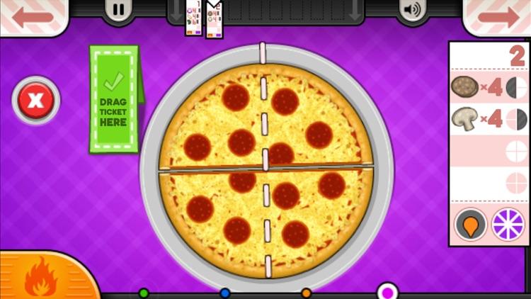 Papa's Pizzeria To Go! screenshot-3