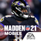 App Icon for Madden NFL 21 Mobile Football App in United States App Store