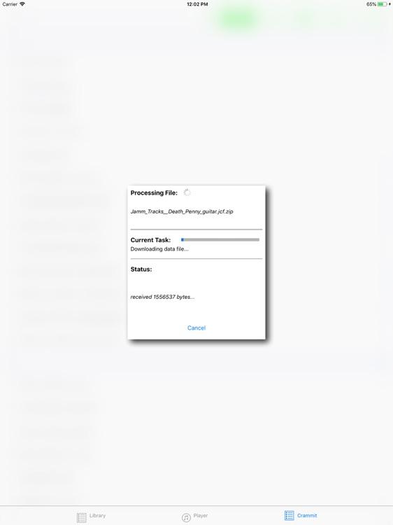Crammit Player for iPad screenshot-3