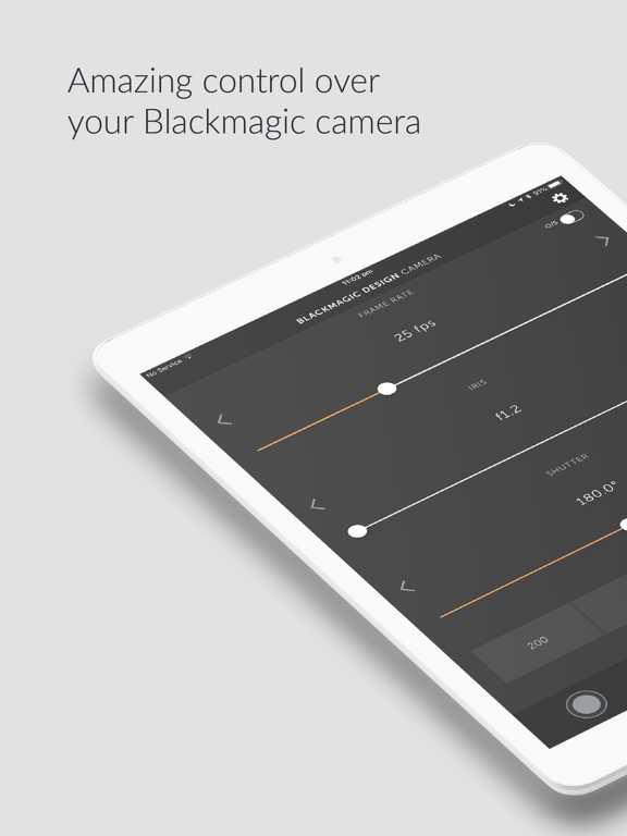 Bluetooth+ for Blackmagic