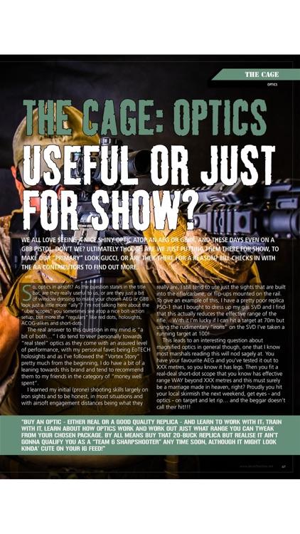 Airsoft Action Magazine screenshot-6