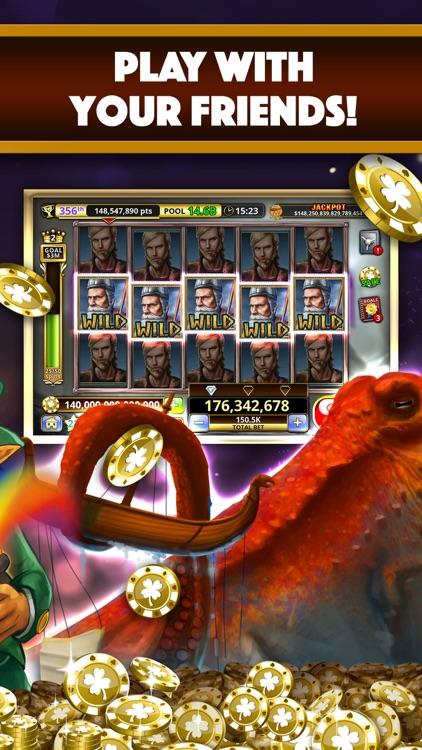 Slots Games: Hot Vegas Casino screenshot-4