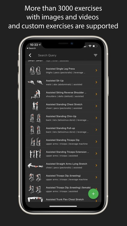 Fitwill: Gym & Home Workouts screenshot-4