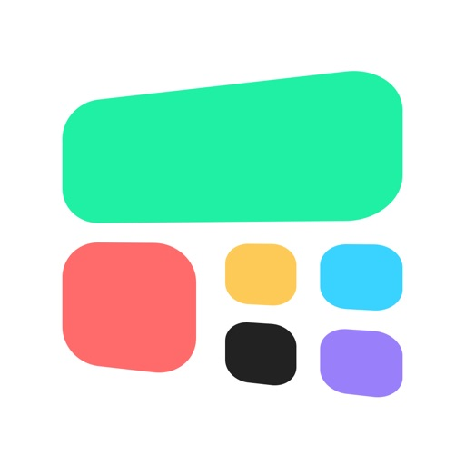 Color Widgets free software for iPhone and iPad